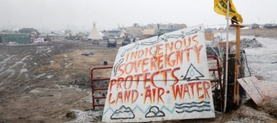 Police Make CHILLING Discovery at Dakota Access Pipeline Protest Site