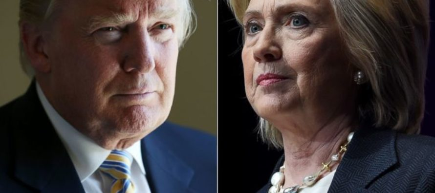 SHOCK POLL: Here's What Would Happen If the Election Were Held Today
