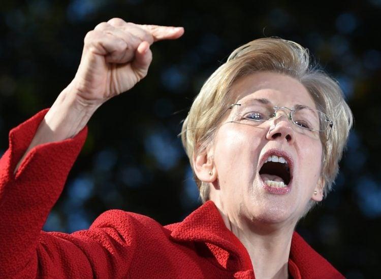 Elizabeth Warren Called This Brutal Joke Trump Made At Her Expense a 'Racial Slur'