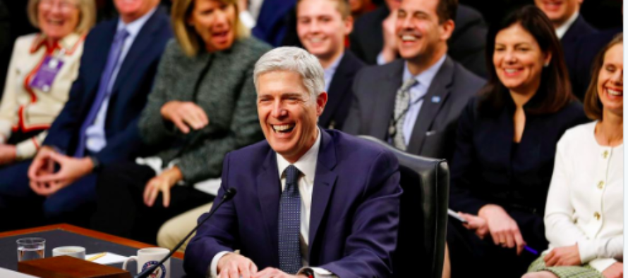 LIBERAL TEARS: Gorsuch Being Confirmed Is AWESOME – But THIS Takes The Cake! [WATCH]