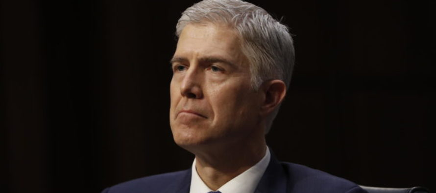 Neil Gorsuch Just Heard His FIRST Big SCOTUS Case On Religious Liberty – Stays Silent Until…