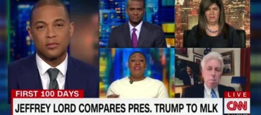 WATCH: Don Lemon Plays Race Card And Throws ANOTHER Fit, Cutting Off White Guest! [VIDEO]