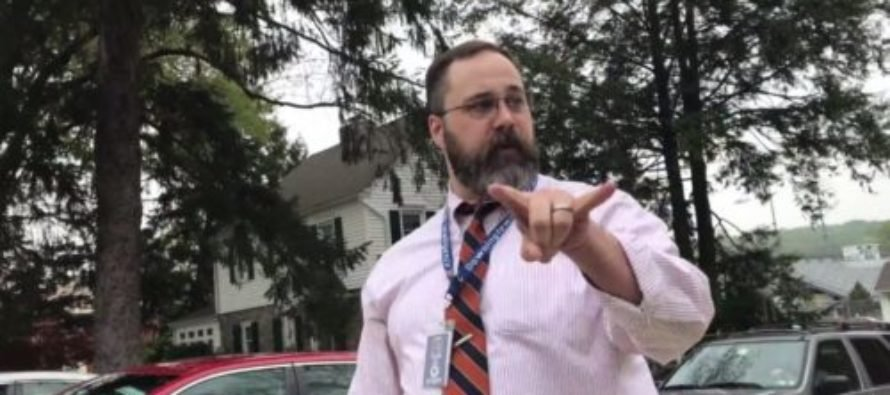 """Pro-Life Teens CUSSED OUT By FUMING School Administrator: 'I Don't Give A F*** What You Think Jesus Tells Me"""" [VIDEO]"""