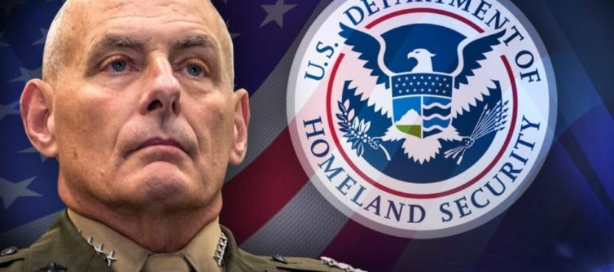 SPECIAL ANNOUNCEMENT: Homeland Security Issues U.S. TERROR ALERT [VIDEO]