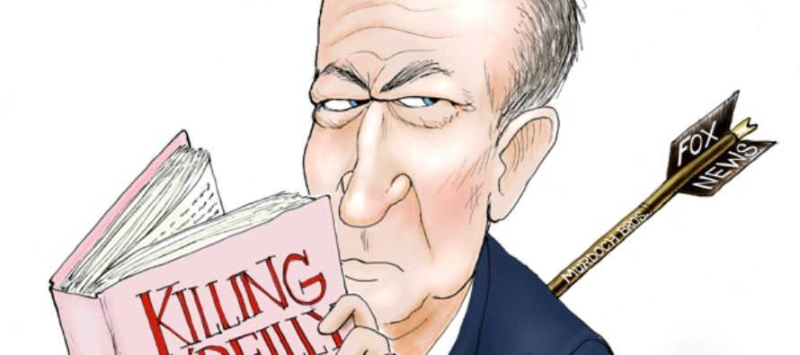 Killing O'Reilly (Cartoon)