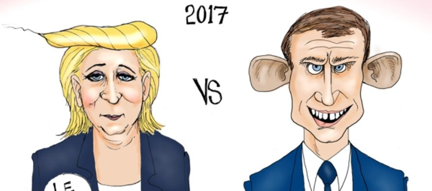 French Election Translated (Cartoon)
