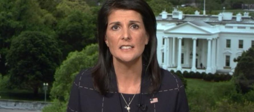 Nikki Haley Issues Terrifying Warning About North Korea [VIDEO]