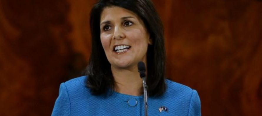 Nikki Haley STARED Down Russian Ambassador During FIERY UN Speech – Asks 1 Question… [VIDEO]