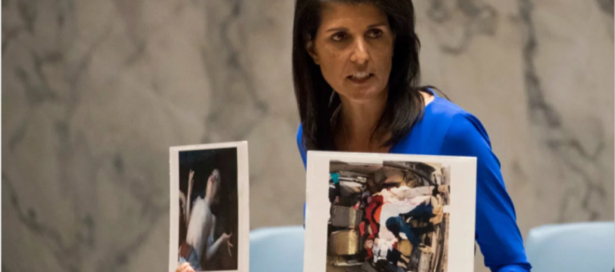 America Was MISSED! Nikki Haley Shares A Surprise Text Received Following Her UN Speech!