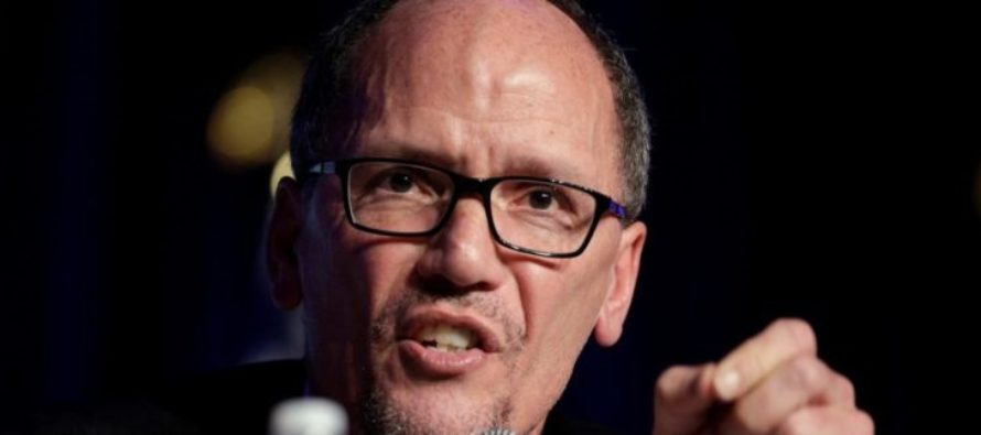New DNC Chair BOOED at DNC Event [VIDEO]