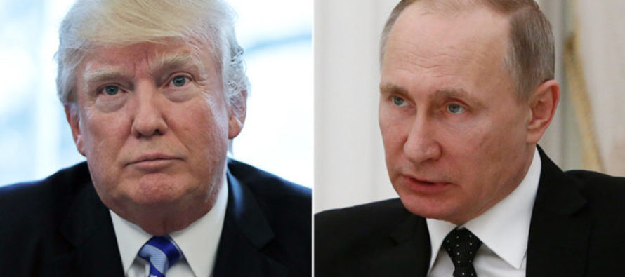 BREAKING Trump Calls Putin – You'll Never Guess Why! [VIDEO]