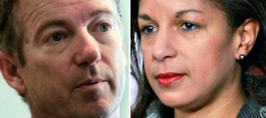 JUST IN: Calls for Susan Rice to TESTIFY UNDER OATH About Illegal Surveillance of Trump [AUDIO]