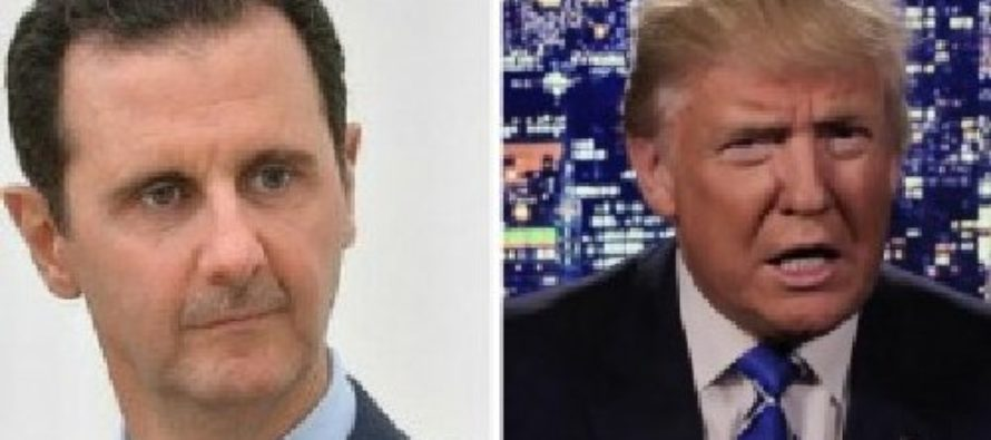 President Trump Isn't Done With Assad Yet – He's Already Making THIS Next Move!