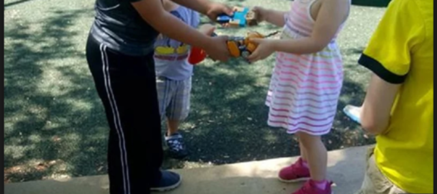 Mother Refuses To Teach Her Young Son To Share – Then Gives THIS Message To 'SNOWFLAKES'