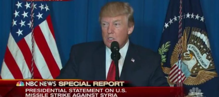As Syria Got Hammered By U.S. Missiles – Look What Trump Quietly Did In N. Korea! [VIDEO]