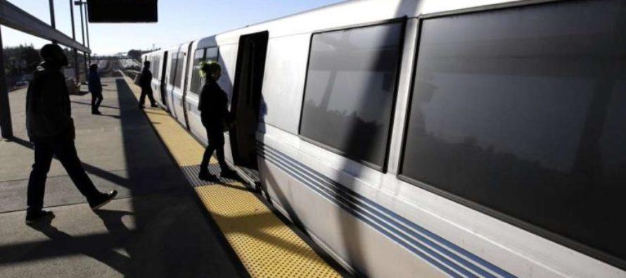 Mob of Teen Thugs Swarm California Train; Beat, Rob Passengers [VIDEO]
