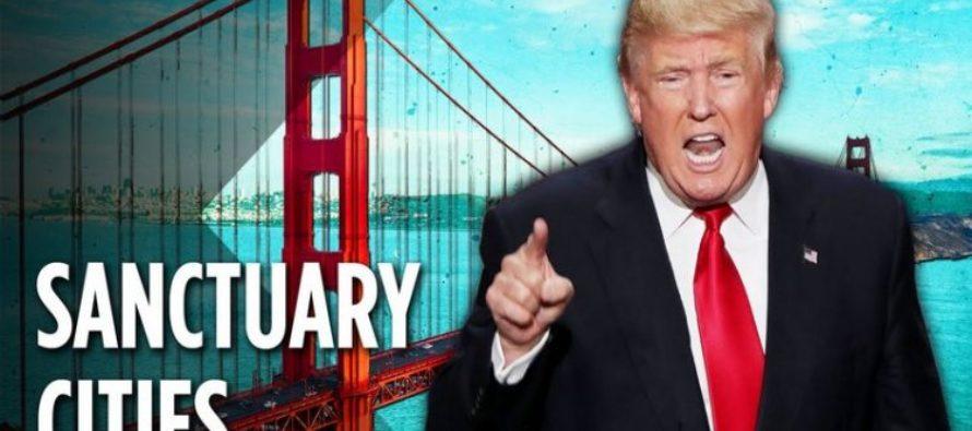 Judge Blocks Trump on Sanctuary City Crackdown [VIDEO]