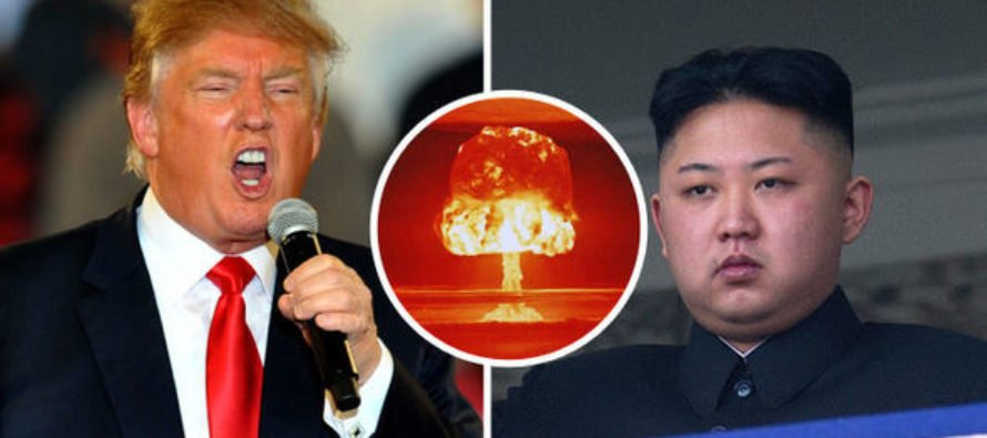 North Korea Makes CHILLING Threat to US – Look at How Trump Responded…