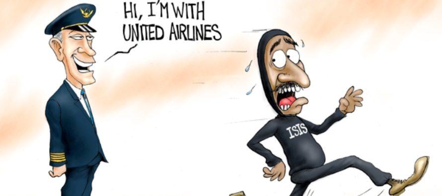 Fight or Flight (Cartoon)