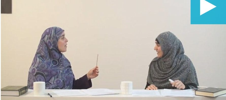 Muslim Teacher Demonstrates How Men Should BEAT Wives, Says It's A Wife's Beautiful Blessing [VIDEO]