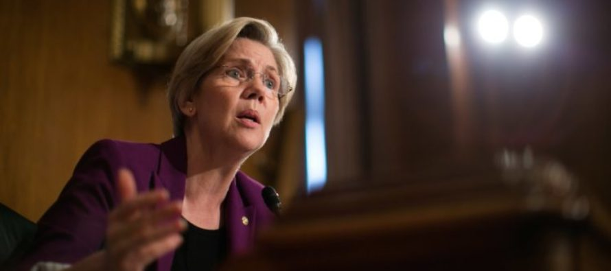 """Elizabeth Warren Just Pulled Off A Clinton """"Deplorables"""" 2.0 Moment – Makes A FOOL Of Herself… [VIDEO]"""