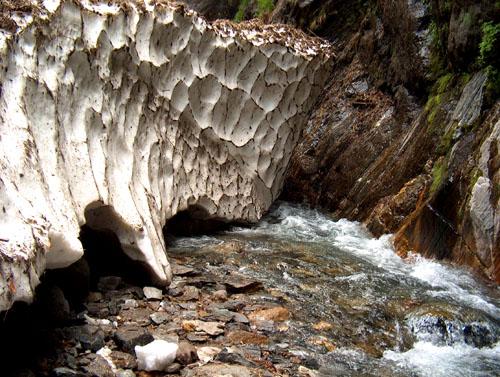 Yamunotri-glacier