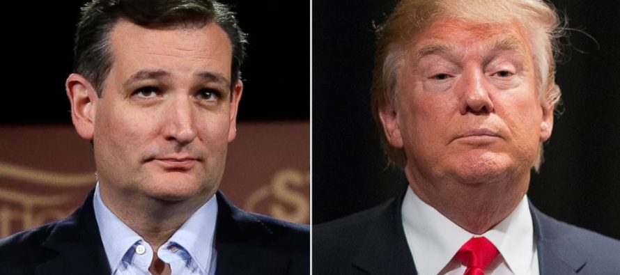 WHOA! Trump Unleashes UNEXPECTED Confession About Ted Cruz At NRA Convention… [VIDEO]