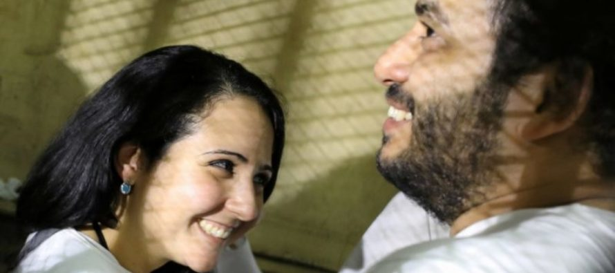 American Left ROTTING in Egyptian Jail for YEARS by Obama Finally FREED by Trump