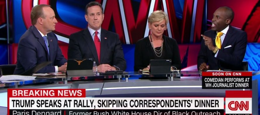 WATCH CNN Panel Explode Over Trump Insulting The Media