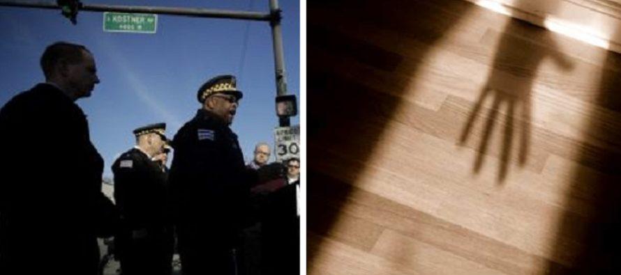 Shocking arrest in rape of 15 year-old Chicago girl streamed on Facebook Live