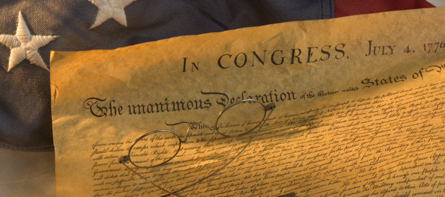 Researchers at Harvard Have Discovered A Second Copy of the Declaration of Independence