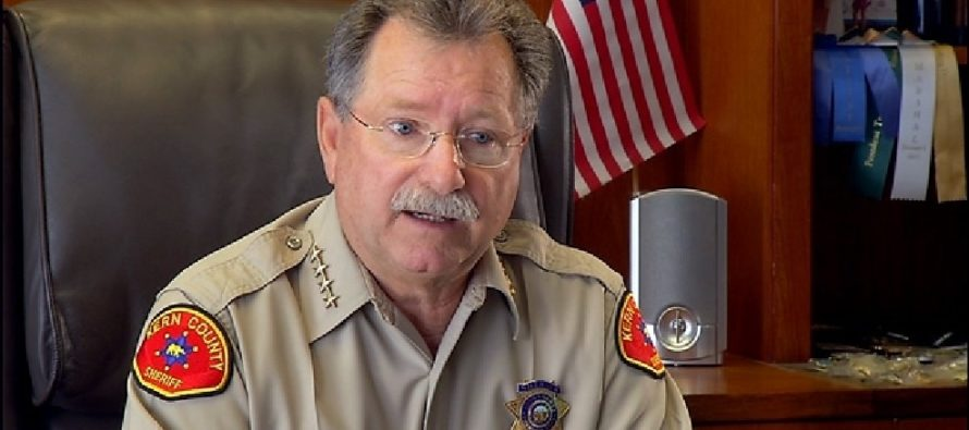 "California Sheriff Calls For ""LAW AND ORDER"" Puts Sanctuary Cities IN CHECK!"