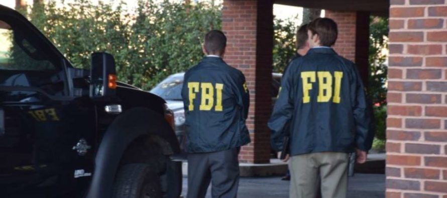 FBI RAIDS Business Offices of Company Helping to Build the BORDER WALL!
