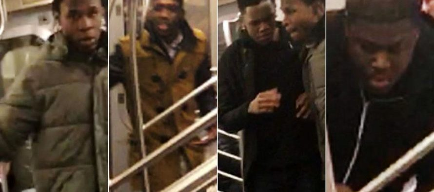 """""""Man-Spreading"""" on subway leads to brutal attack with deadly weapon"""