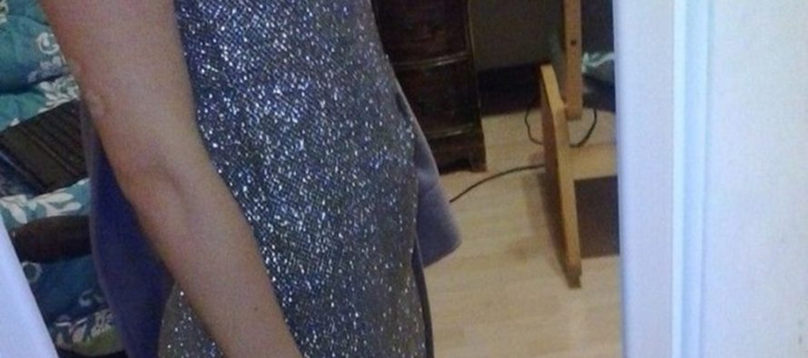 Teenage Girl Gets Kicked Out of Prom Over Outfit Because Dads Couldn't Stop Staring (Photos)