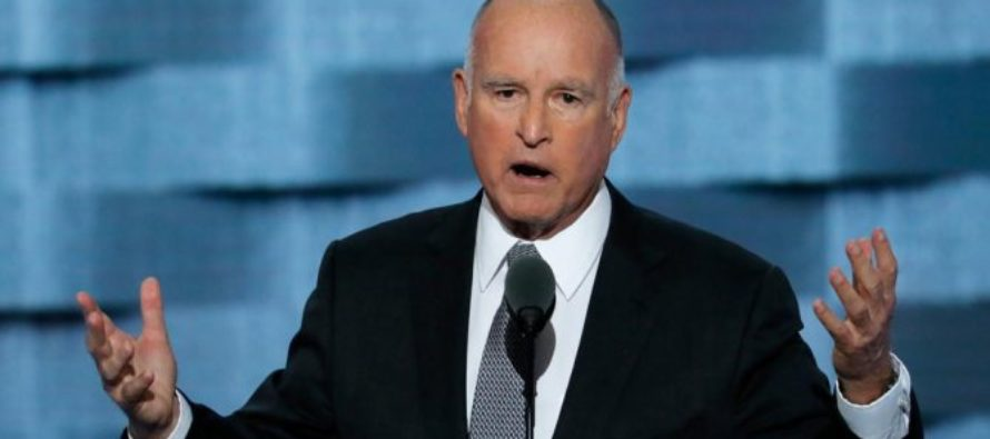 Republican Backed Jerry Brown's Disastrous Gas Tax In Exchange For $400M PORK Project In CA