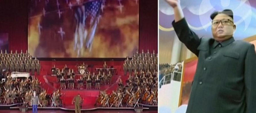 N. Korea Just Turned U.S. THREATS Into a Movie Musical – Now It's ON! [VIDEO]