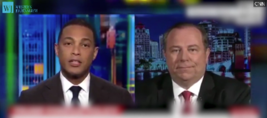 CNN's Don Lemon Stopped DEAD In His Tracks When Guest CONFRONTS Him ON AIR! [WATCH]
