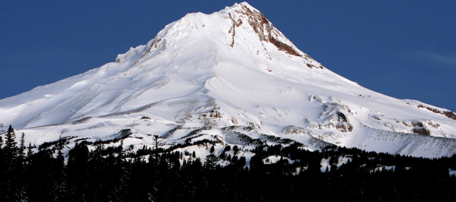 Climate Change 'Scientists' Claims Of Pacific Northwest Now Look Pathetically BAD!