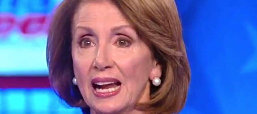 Pelosi Refuses To Trade Building A Wall For This… You Won't Believe It [VIDEO]