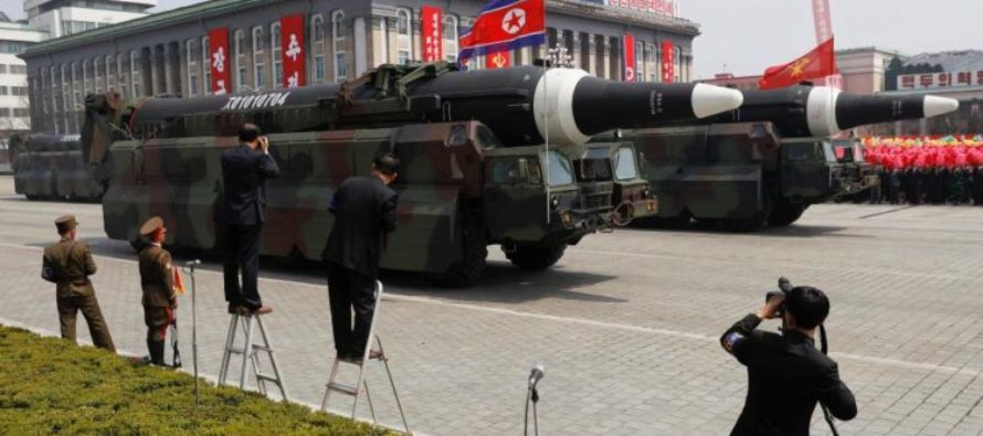 North Korean Missile Launch Hacked? Missile Explosion Could Have Been US Cyber Attack
