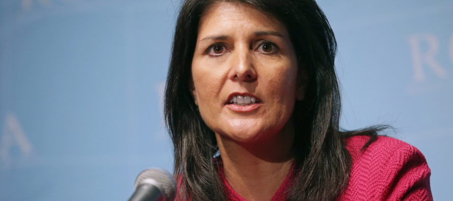 BOOOM! Nikki Haley On Assad… Regime Change Will Happen In Syria [VIDEO]