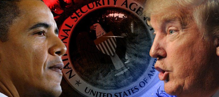BOMBSHELL Revelation On Obama's Surveillance Over Trump UNLEASHED!