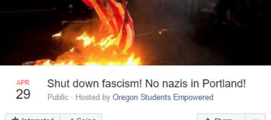 "Portland's Rose Festival Canceled Due to Threat of ""Antifascist"" Violence"
