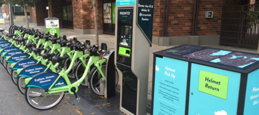 Seattle's Bike Share Program Goes Belly Up After Wasting $Millions