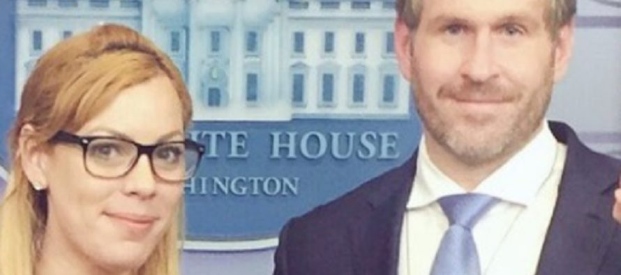 Can you spot the racist part of this picture from the White House?