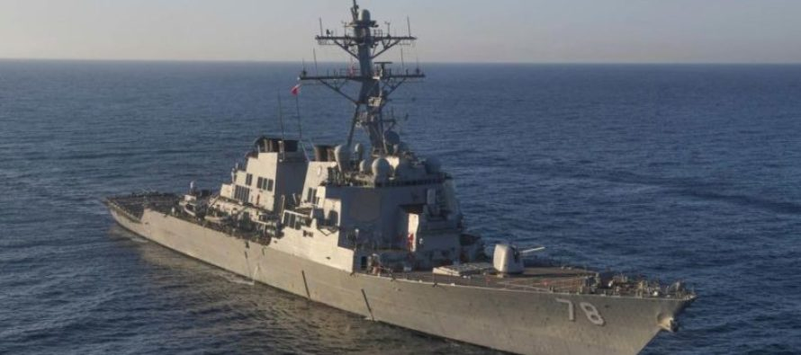 HAPPENING RIGHT NOW: Russia Warships Speeding Toward U.S. Destroyers [VIDEO]