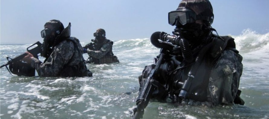 REPORT: U.S. Navy SEAL Squad Deployed – Now Training To ASSASSINATE… [VIDEO]