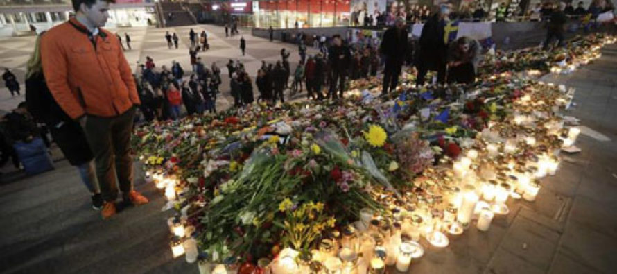 Swedish Journalist's Response to Stockholm Attack: Ban Cars