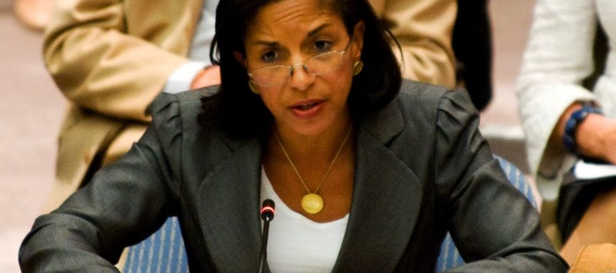 BREAKING NEWS: Proof McMaster Is Quietly Giving Susan Rice 'Unfettered Access to Classified Info'